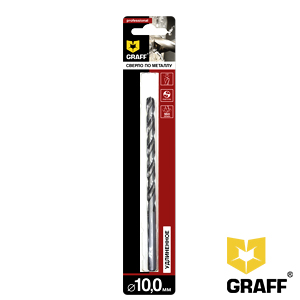 GRAFF drill bit for stainless steel 10 mm