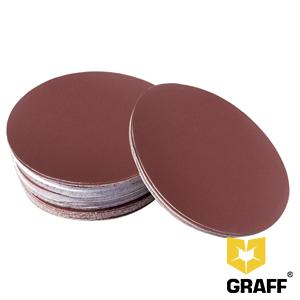 GRAFF abrasive grinding wheel (sanding paper)
